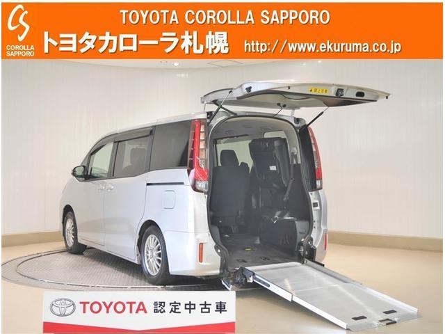 トヨタ ノア X クルマイスシヨウシャ