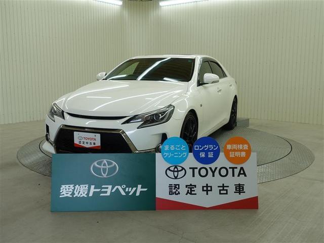 トヨタ マークX 350S G's