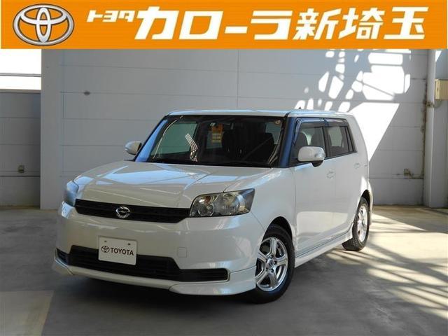トヨタ 1.5X ワンセグ HDDナビ フルエアロ