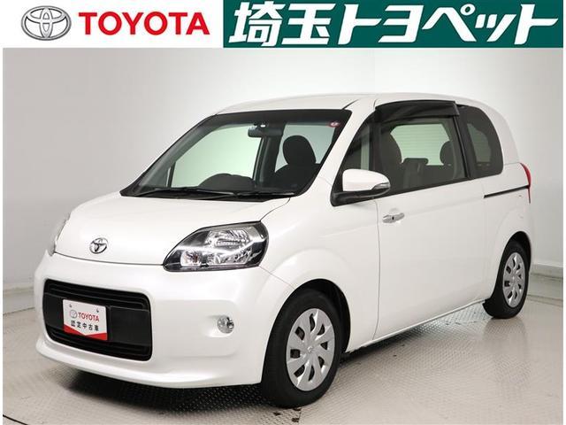 トヨタ ポルテ G 電動スライドドア ウオークスルー