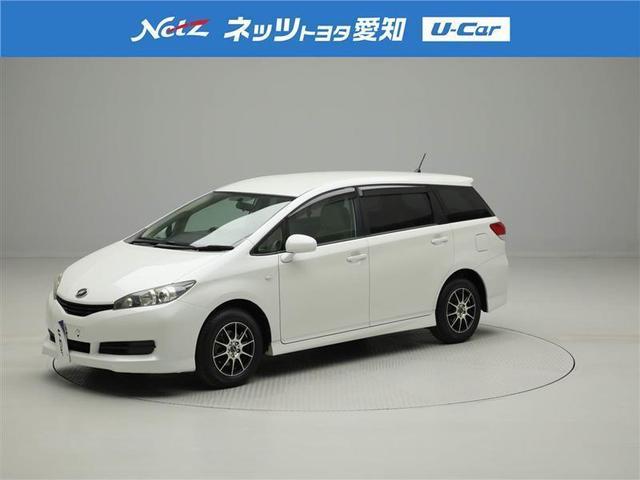 トヨタ 1.8X HIDセレクション ワンセグ CD HDDナビ TVナビ HID ETC 3列シート キーフリー アルミホイール AC