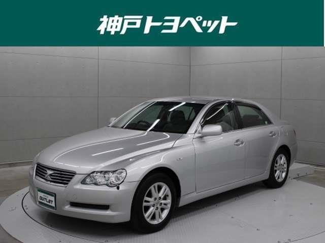 トヨタ 250G エアコン ABS アルミホイール Pシート CD キーレス DVDナビ HIDライト ナビ エアバック パワーステアリング 1オーナ Bカメラ装備 ETC付き