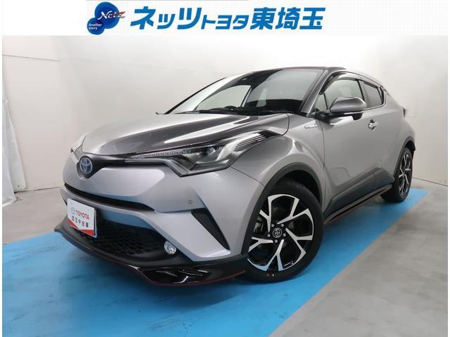 トヨタ C-HR G LEDエディション フルセグ Bluetooth バックカメラ シートヒーター