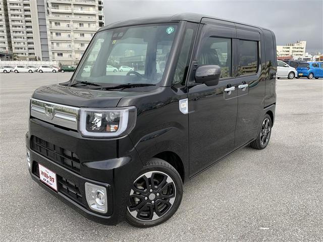 ウェイク(沖縄 中古車) 色:ブラックマイカメタリック 価格:159.5万円 年式:2020(令和2)年 走行距離:0.2万km