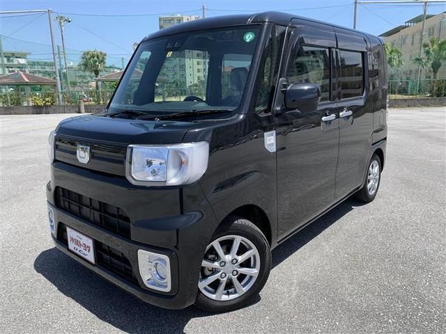 ウェイク(沖縄 中古車) 色:ブラックマイカメタリック 価格:137.5万円 年式:2020(令和2)年 走行距離:0.4万km