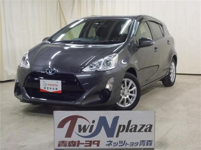トヨタ アクア S アルミホイール キーレス CD ABS エアバッグ スマートキー