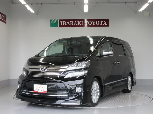 トヨタ 3.5Z Gエディション 革シート HDDナビ バックカメラ HIDヘッドライト 乗車定員7人