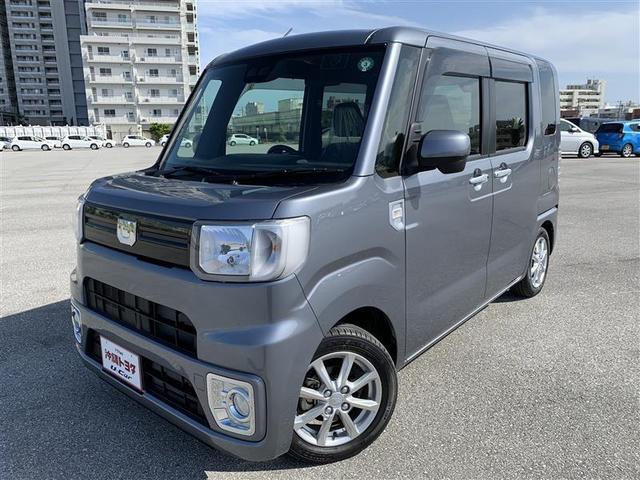 ウェイク(沖縄 中古車) 色:タングステングレーメタリック 価格:143万円 年式:2020(令和2)年 走行距離:0.5万km