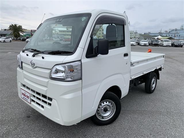 沖縄県の中古車ならハイゼットトラック スタンダードSAIIIt 衝突被害軽減システム 記録簿
