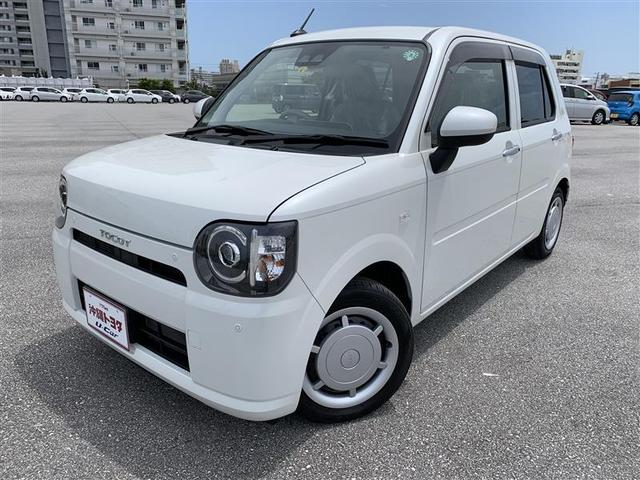 ミラトコット(沖縄 中古車) 色:パールホワイト3 価格:110万円 年式:2020(令和2)年 走行距離:0.2万km