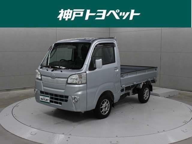 ダイハツ ハイゼットトラック エクストラ 4WD CD ETC キーレス 社外品アルミホイール ワンオーナー