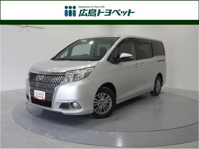 トヨタ Xi 電動スライドドア HIDヘッドライト 乗車定員8人 3列シート ワンオーナー 記録簿 アイドリングストップ