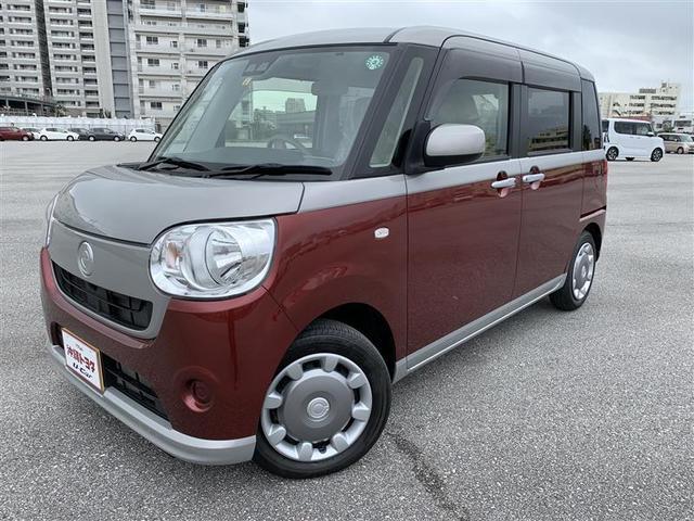 沖縄の中古車 ダイハツ ムーヴキャンバス 車両価格 148.5万円 リ済別 2020(令和2)年 0.2万km スムースグレーマイカメタリックII