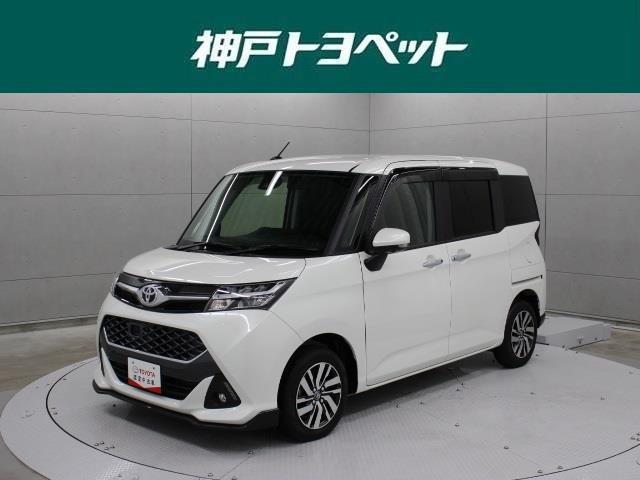 トヨタ タンク カスタムG S 全周囲カメラ シートヒーター 両側電動スライドドア スマートキー エコアイドル LED SAII