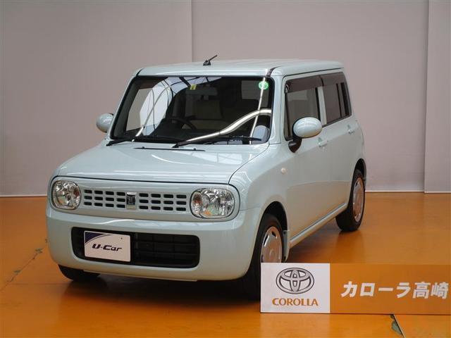 スズキ アルトラパン G CVT車 2エアバッグ ABS スマートキー プッシュスタート イモビライザー ベンチシート CD