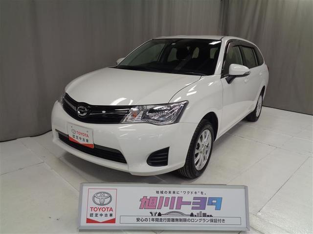 トヨタ カローラフィールダー 1.5X 4WD ETC