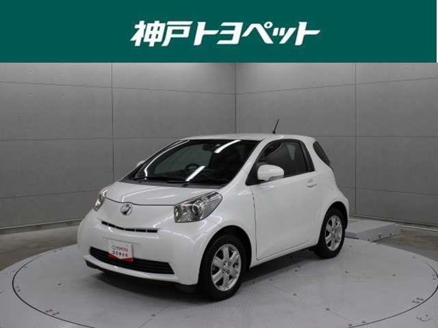 トヨタ iQ 100G レザーパッケージ SDナビ フルセグ DVD再生 ETC ドラレコ スマートキー 純正アルミホイール