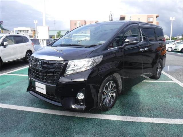 トヨタ アルファード 3.5エグゼクティブラウンジ 4WD ロングラン保証