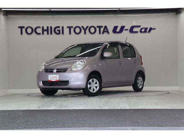 トヨタ パッソ X キーレスエントリー CD 運転席エアバッグ 助手席エアバッグ ABS エアコン