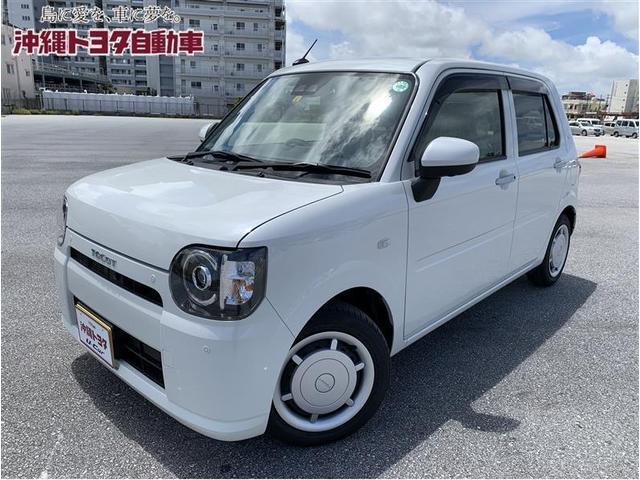 沖縄の中古車 ダイハツ ミラトコット 車両価格 115.5万円 リ済別 2020(令和2)年 0.2万km パールホワイト3