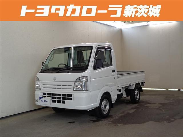 スズキ キャリイトラック KCエアコン・パワステ 4WD ETC