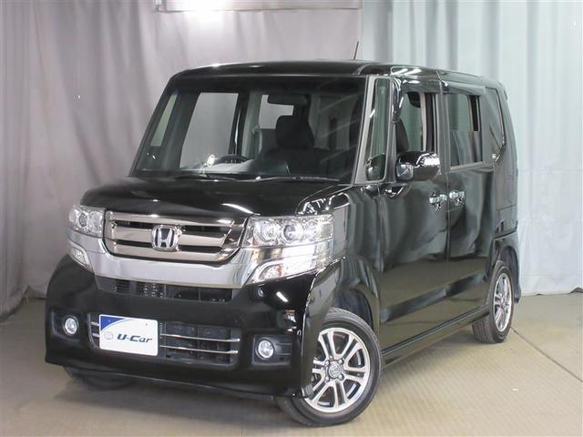 ホンダ G 4WD HDDナビ バックカメラ ワンセグ アルミホイール スマートキー 盗難防止装置 電動シート キーレス ワンオーナー