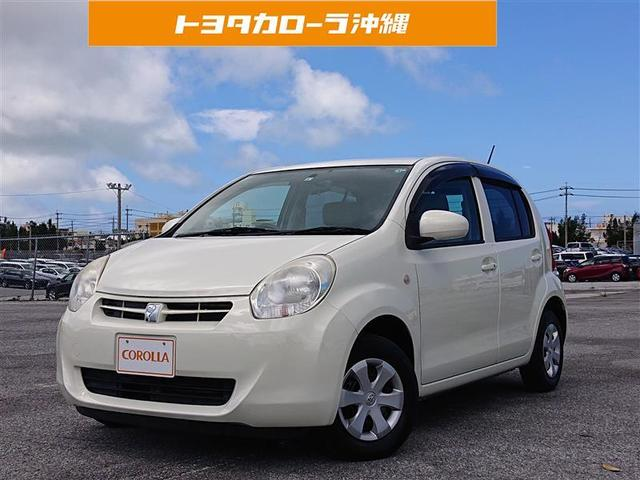 沖縄の中古車 トヨタ パッソ 車両価格 35万円 リ済別 2011(平成23)年 10.7万km シロ