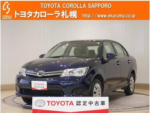 トヨタ カローラアクシオ 1.5G 1オーナー 寒冷地仕様 4WD ETC キーレス CD オートエアコン