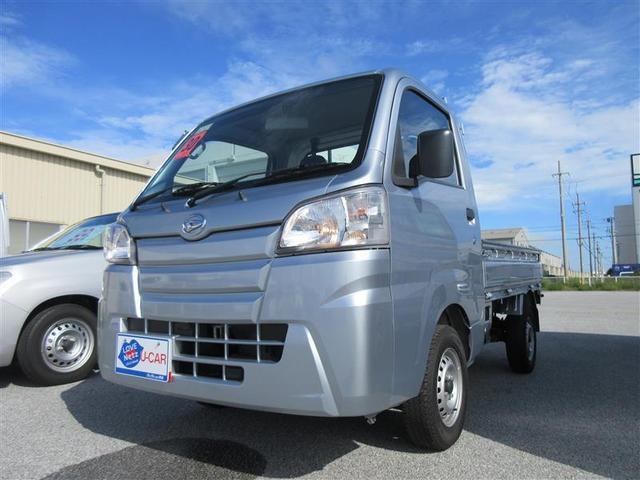 沖縄県豊見城市の中古車ならハイゼットトラック スタンダード 記録簿