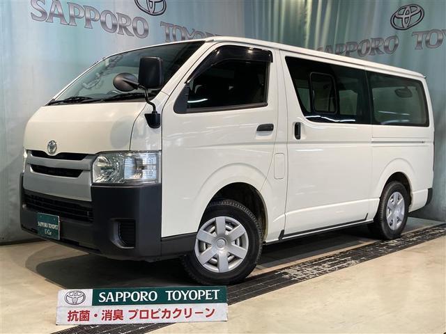 トヨタ ロングDX 4WD ミュージックプレイヤー接続可 ETC ドラレコ 乗車定員6人 ディーゼル