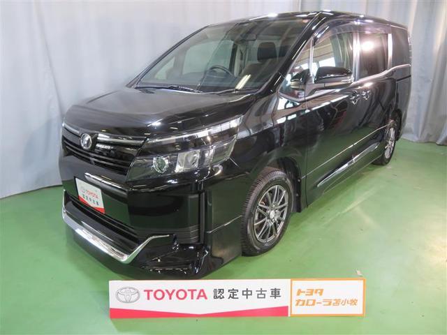 トヨタ X 4WD メモリーナビ バックカメラ ETC 電動スライドドア LEDヘッドランプ 乗車定員8人 3列シート フルエアロ アイドリングストップ