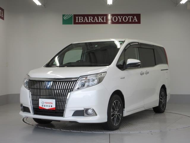 トヨタ エスクァイア ハイブリッドXi HDDナビ バックカメラ 乗車定員7人