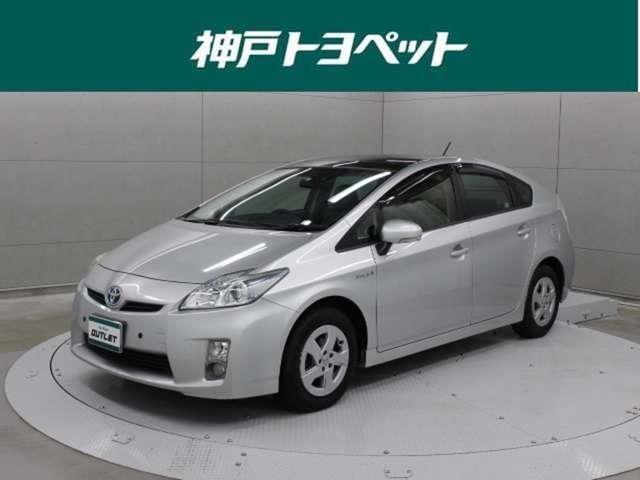 トヨタ S SDナビ フルセグ DVD再生 ETC ソーラーパネル付ムーンルーフ 踏み間違い加速抑制システム ワンオーナー