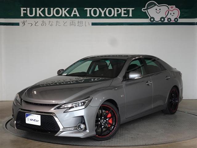 トヨタ G's メモリーナビ・フルセグ・アルカンターラシート