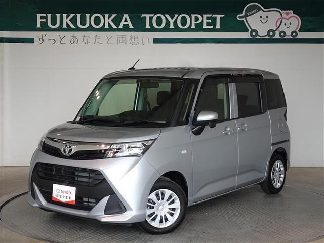 トヨタ タンク X メモリーナビ ナビ&TV ワンセグ 電動スライドドア スマートキー キーレス