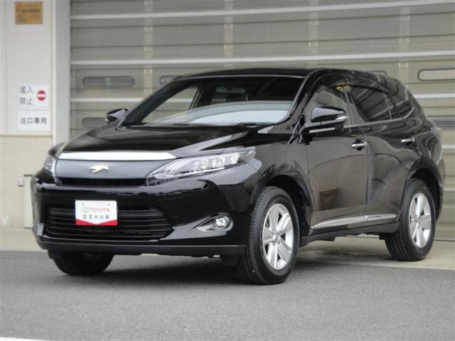 トヨタ ハリアー エレガンス 革シート サンルーフ 4WD