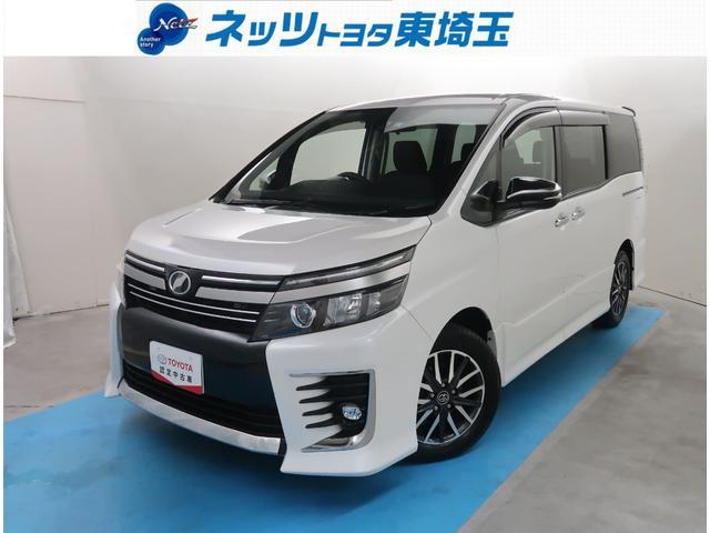 トヨタ ZS 煌II 純正SDナビ サポカー バックカメラ ETC LEDヘッドライト
