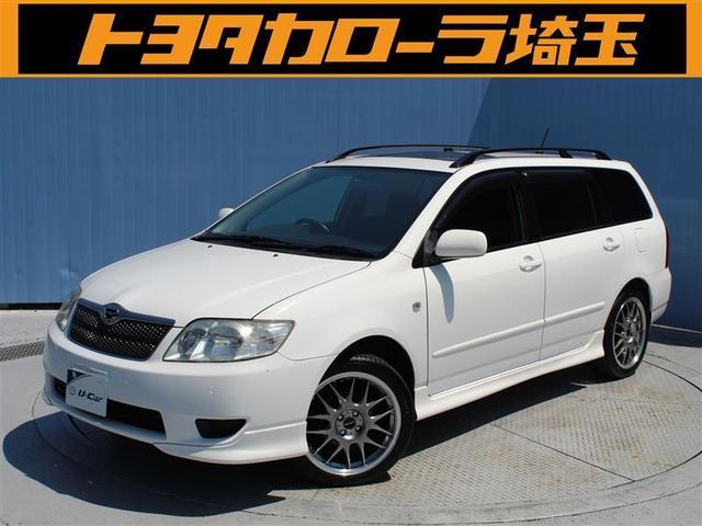 トヨタ S HID サンルーフ キーレスエントリー CD再生装置 ABS Wエアバック 記録簿