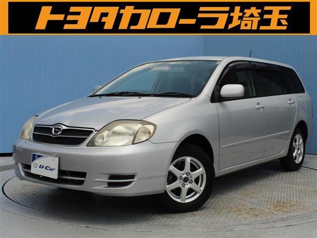 トヨタ X リミテッド キーレス CD 電動格納ミラー