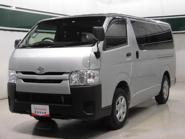 トヨタ ロングDX ETC 乗車定員6人 ディーゼル