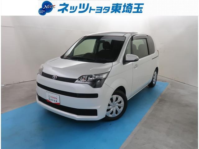 トヨタ スペイド G 社外HDDナビ ETC Bluetooth接続 HIDヘッドライト シートヒーター スマートキー 電動スライドドア フルセグTV