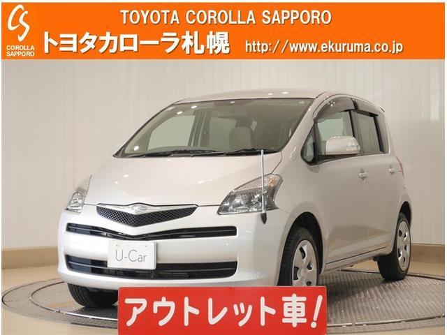 トヨタ ラクティス X HIDセレクションII 4WD