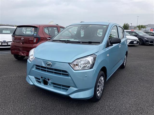 沖縄の中古車 ダイハツ ミライース 車両価格 89.9万円 リ済別 2020(令和2)年 1.0万km アオ