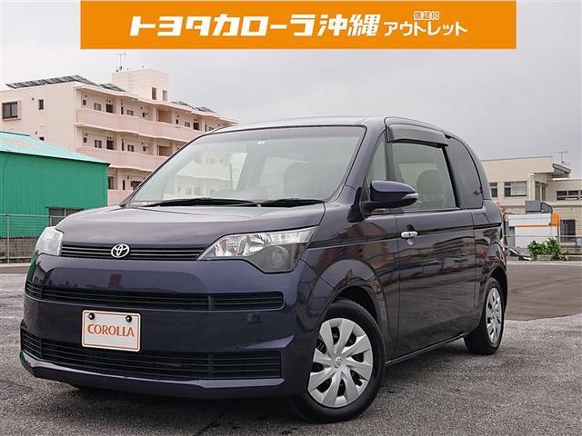 沖縄の中古車 トヨタ スペイド 車両価格 68万円 リ済別 2014(平成26)年 6.0万km ワイン