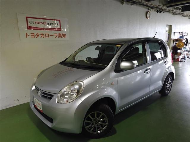 トヨタ パッソ X スマートキー ETC ベンチシート
