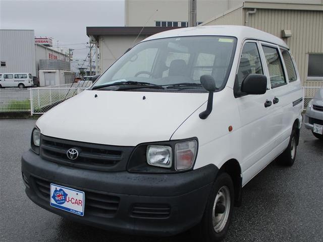 沖縄の中古車 トヨタ タウンエースバン 車両価格 29.7万円 リ済別 2006(平成18)年 12.0万km ホワイト