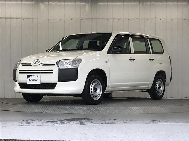 トヨタ プロボックス DXコンフォート 4WD ワンセグ メモリーナビ ミュージックプレイヤー接続可 バックカメラ 衝突被害軽減システム ETC