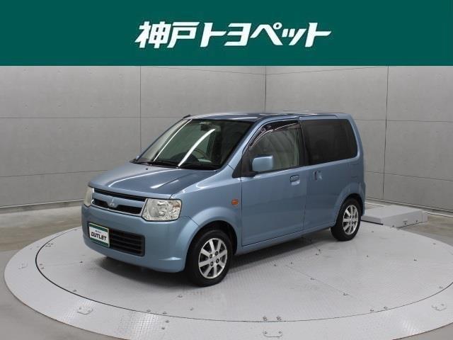 三菱 eKワゴン MS CD ETC ドラレコ 電動スライド 純正アルミホイール