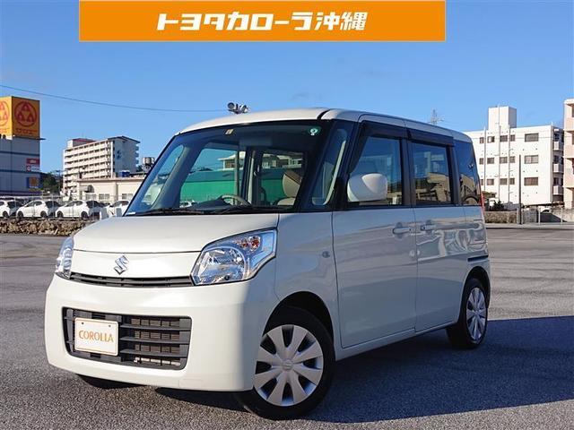 沖縄県糸満市の中古車ならスペーシア X 電動スライドドア ワンオーナー