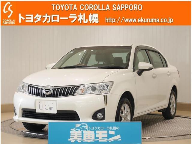 トヨタ カローラアクシオ 1.5ラグゼール 4WD フルセグ DVD